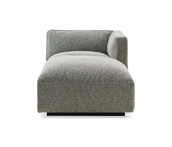 Infinito Lounge Sectional Chaise by Studio TK | Modular seating elements