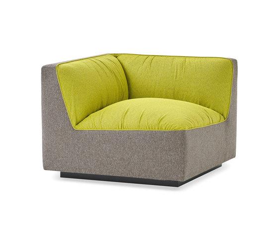 Infinito Lounge Corner by Studio TK | Modular seating elements