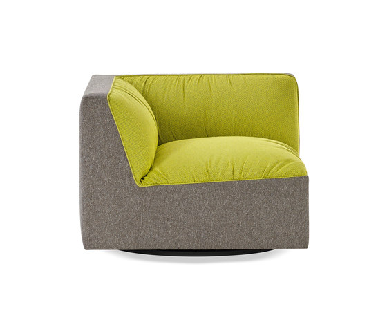 Infinito Lounge Swivel Corner by Studio TK | Modular seating elements