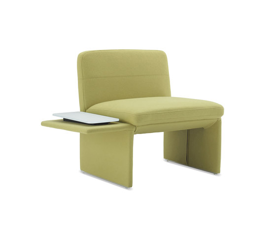 Pai Lounge Chair with Tablet de Studio TK | Sillones