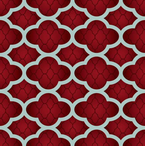 Clouds | red lightblue 4 Broadloom von moooi carpets | Teppichböden