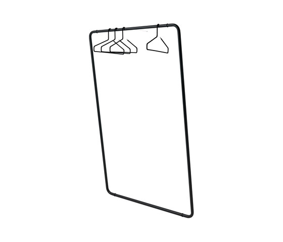 CURVE Wall-mounted rack by Schönbuch | Coat racks