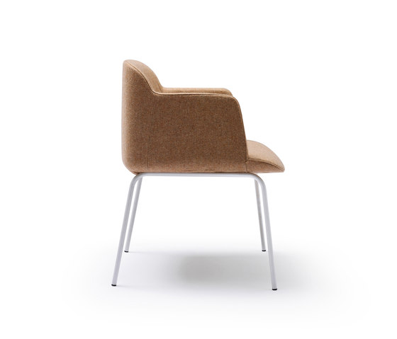 Deep Armchair by Quinti Sedute | Chairs