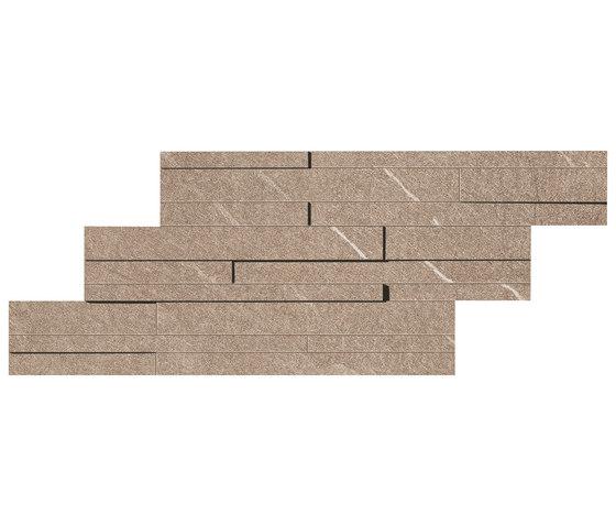 Marvel Stone beige brick von Atlas Concorde | Keramik Fliesen