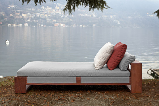 Bellagio chaise longue de Exteta | Tumbonas