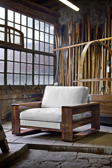 "Bellagio Armchair ""Shipwright"" by Exteta | Armchairs"
