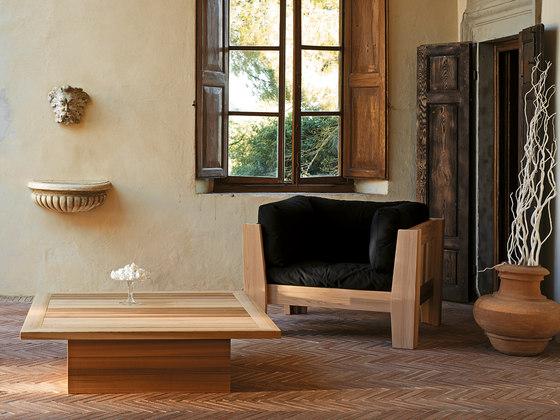 Tea House coffee table de Exteta   Tables basses