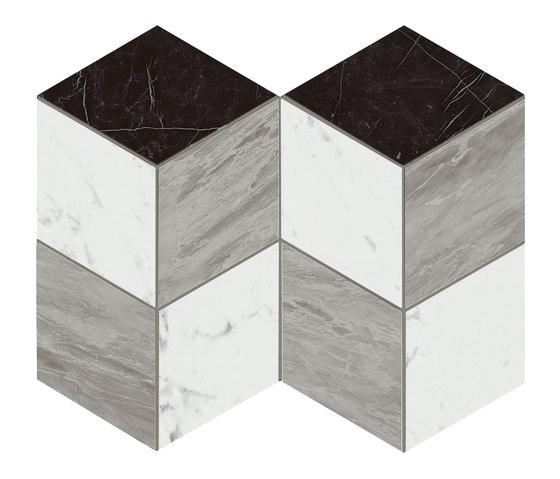 Marvel Stone mosaico geo cold de Atlas Concorde | Carrelage céramique