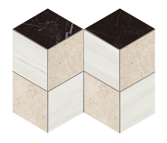 Marvel Stone mosaico geo warm de Atlas Concorde | Carrelage céramique