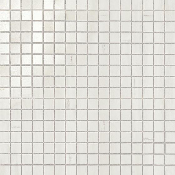 Marvel Stone mosaico lappato bianco dolomite von Atlas Concorde | Keramik Fliesen