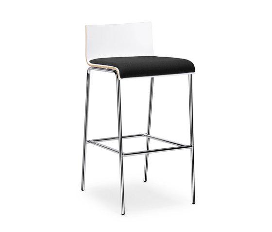 CURVEis1 C120P by Interstuhl   Bar stools