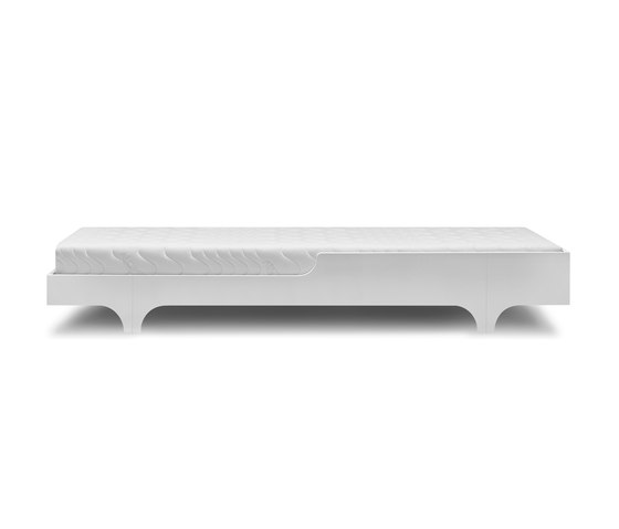 A90 (A teen bed) - white by RAFA kids | Children's beds