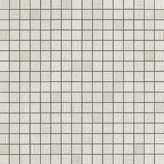 Room white mosaico by Atlas Concorde   Ceramic tiles