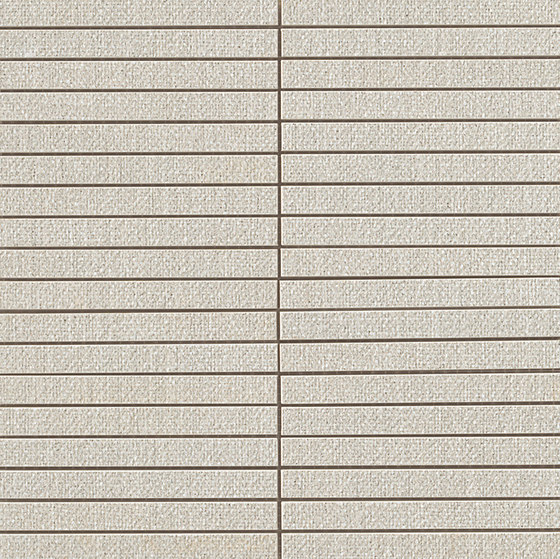 Room cord mosaico bacchetta by Atlas Concorde | Ceramic panels