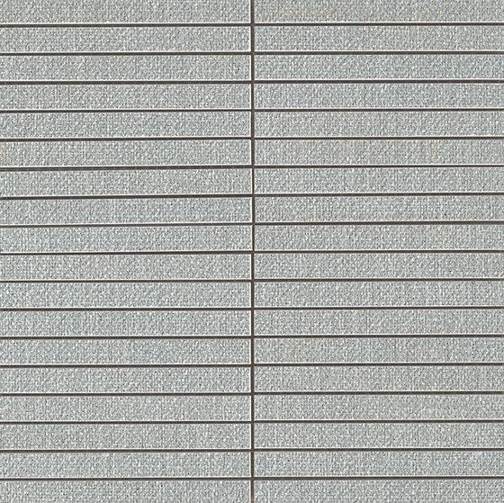 Room grey mosaico bacchetta von Atlas Concorde | Keramik Platten