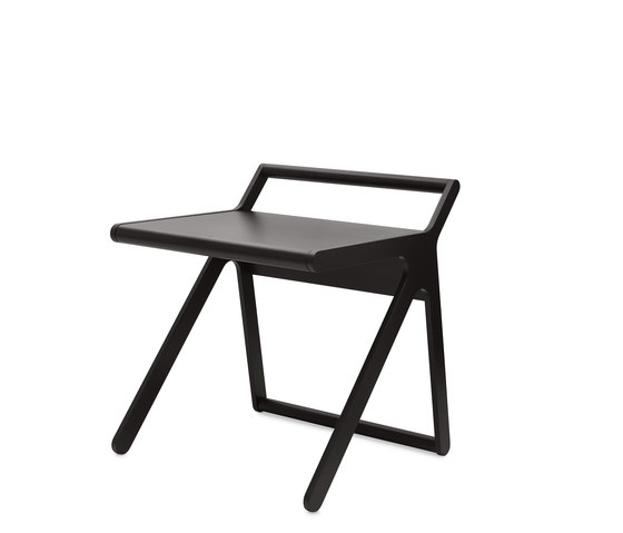K desk - black by RAFA kids | Kids tables
