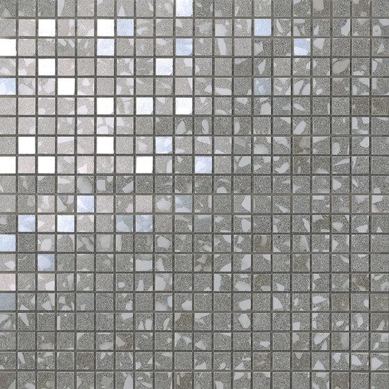 Marvel Gems terrazzo grey mosaico by Atlas Concorde | Ceramic tiles