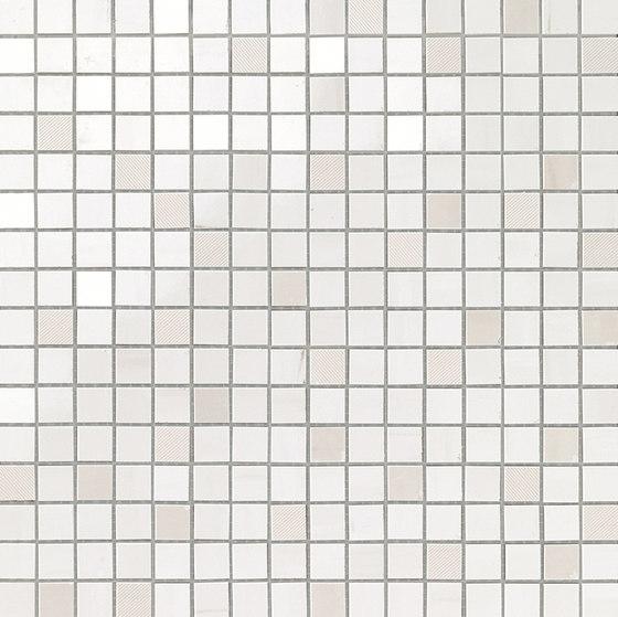 Marvel Stone mosaico bianco dolomite de Atlas Concorde | Carrelage céramique