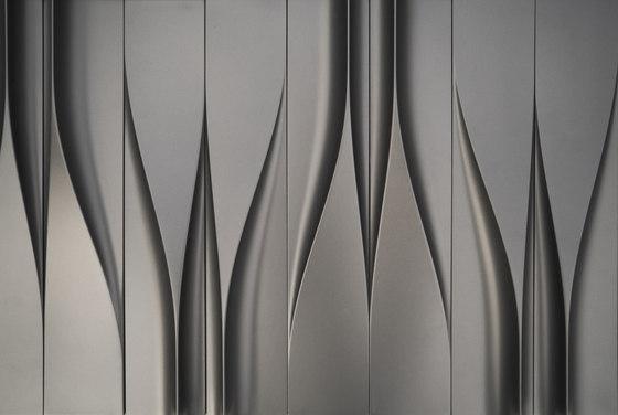 Liquid Forms by KAZA | Concrete tiles