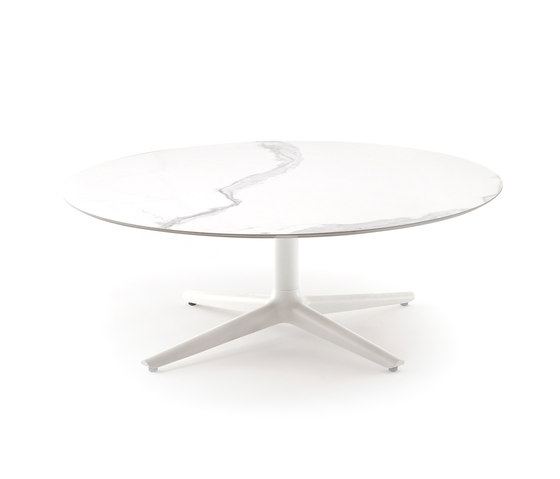 Multiplo Low by Kartell | Lounge tables