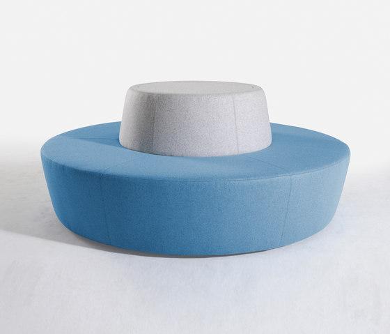 Pill von Derlot Editions   Sitzbänke