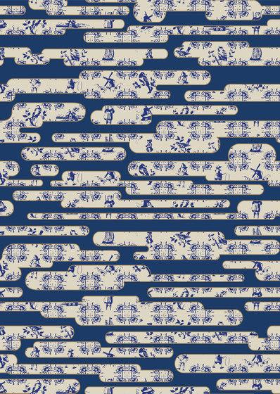 Dutch Sky | blue rug by moooi carpets | Rugs