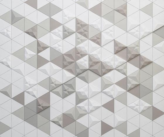 Tre by KAZA | Concrete mosaics