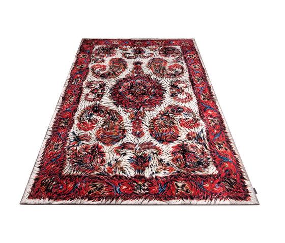 Furrugs | Heriz rug von moooi carpets | Formatteppiche