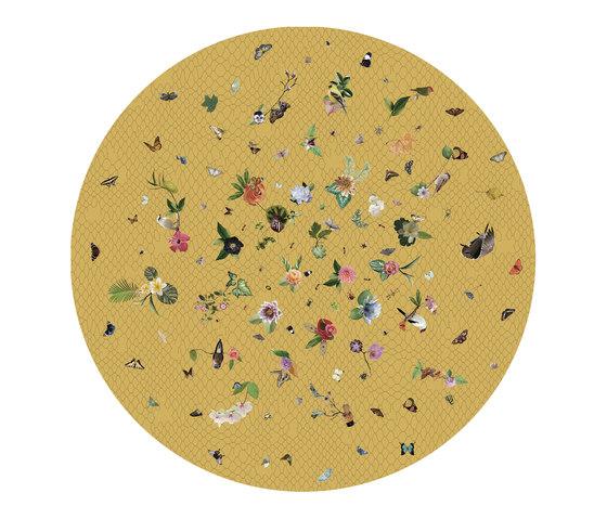 Garden of Eden | yellow rug by moooi carpets | Rugs