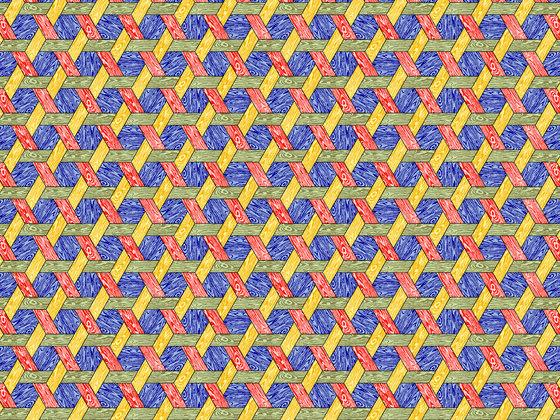Hexagon | multi broadloom by moooi carpets | Wall-to-wall carpets
