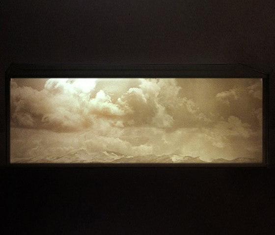 Daylight | sky by Cordula Kafka | Wall lights