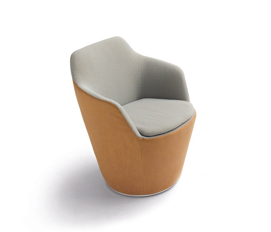 Flint by COR | Lounge chairs