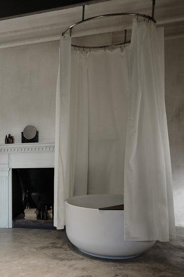 Origin Curtain System Round di Inbani | Lampade outdoor emergenza