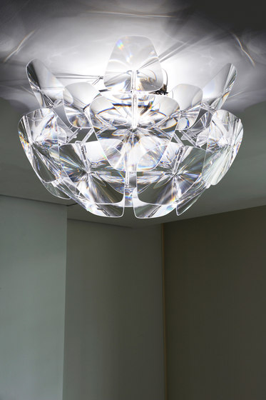 Hope ceiling by LUCEPLAN | Ceiling lights