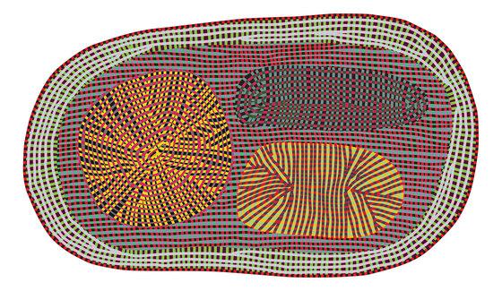 Magic Marker Carpets   Amoeba rug by moooi carpets   Rugs