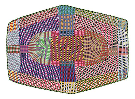 Magic Marker Carpets   Freaky rug by moooi carpets   Rugs