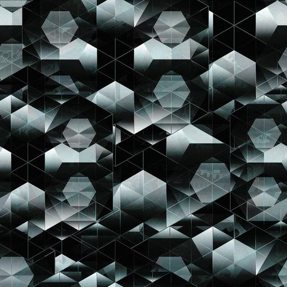 Matrix | blue by moooi carpets | Wall-to-wall carpets