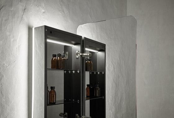 Origin Wall Mounted Dressing Mirror von Inbani | Spiegelschränke