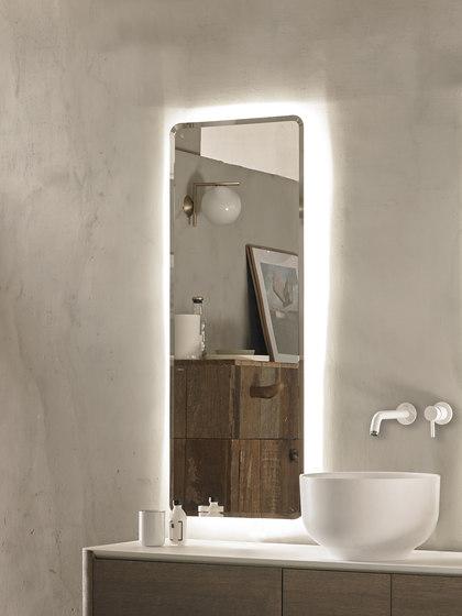 Origin Wall Mounted Lighting Mirror de Inbani | Espejos