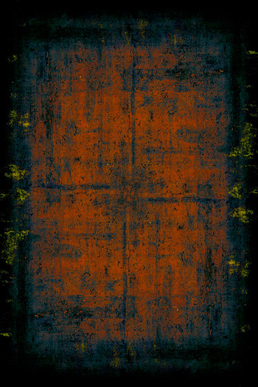 Painted   Composition rust by moooi carpets   Wall-to-wall carpets