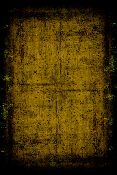 Painted | Composition yellow by moooi carpets | Wall-to-wall carpets