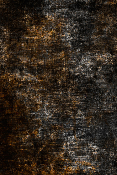 Painted | Texture black by moooi carpets | Wall-to-wall carpets