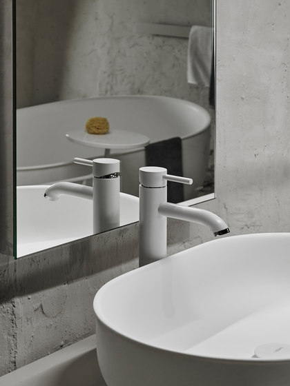 Strato Wall Mounted Mirror by Inbani | Mirrors
