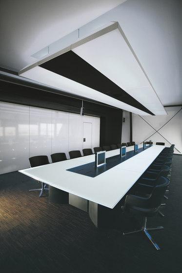 Large-Area Lamp de Koch Membranen | Plafonds lumineux