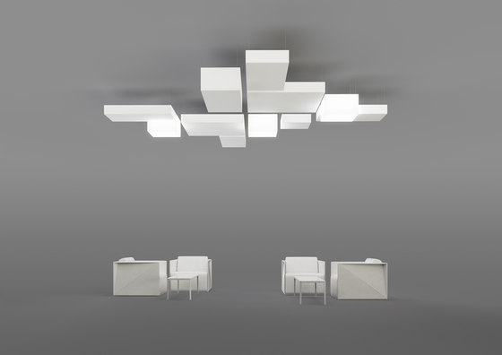 Corpus by OWA | Illuminated ceiling systems