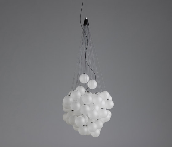 Stochastic by LUCEPLAN | Suspended lights