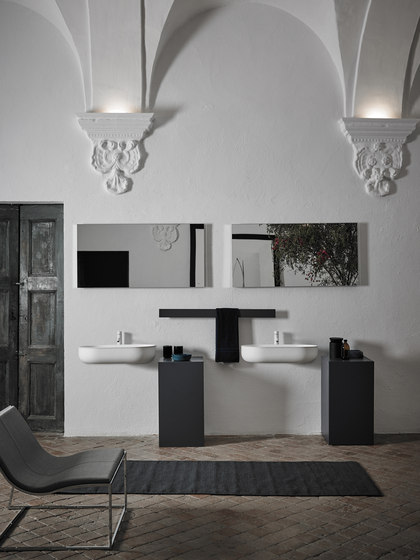 Strato Collection - Set 16 by Inbani | Vanity units