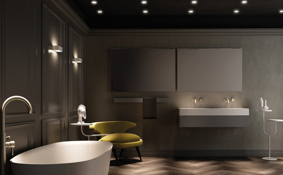 Strato Collection - Set 17 by Inbani | Vanity units