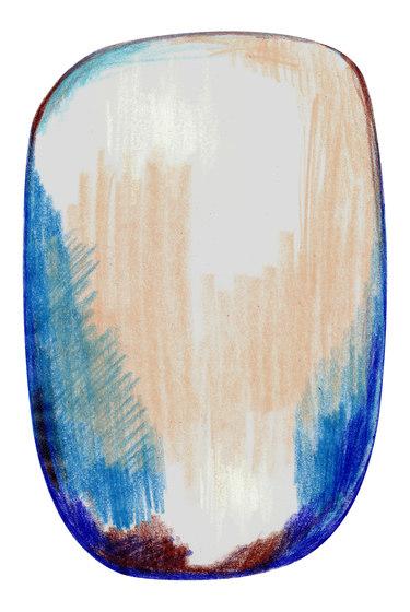 Scribble   blue/grey/beige rug by moooi carpets   Rugs