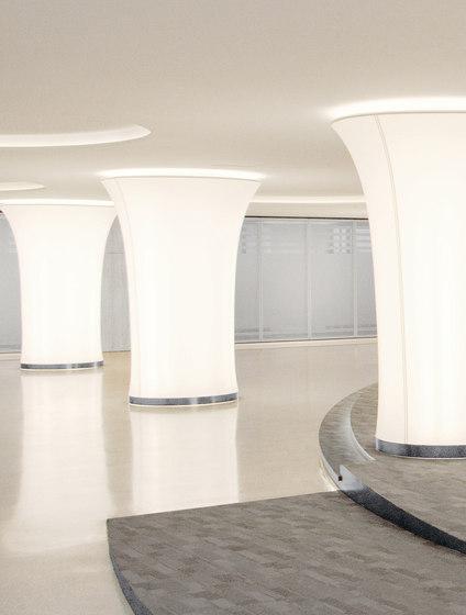 Column Disguising de Koch Membranen | Luminaires spéciaux